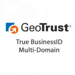 GeoTrust True BusinessID Multi-Domain